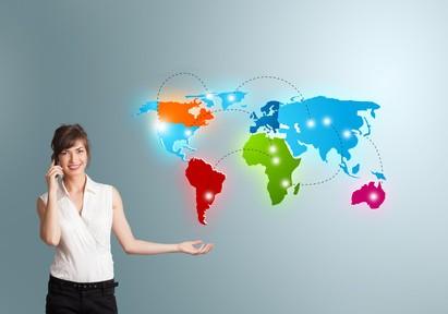 Telefonieren im In- und Ausland